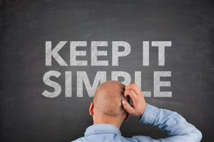 Keep it simple: avoid complexity when seeking an SMSF